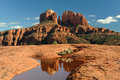 Cathedral Rock Royalty Free Stock Photography - 13220167