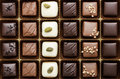 Box Of The Finest Chocolate Stock Images - 13221494