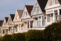 Victorian Houses Royalty Free Stock Photos - 13225638