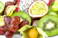 Tropic Fruits Royalty Free Stock Image - 13228216