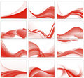 Abstract Background Set Stock Images - 13237344