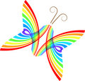 Abstract Butterfly Stock Photo - 13239350