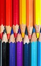 Pencil Colors Royalty Free Stock Photo - 13258835