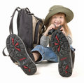 Baby Girl - Tourist Stock Images - 13259464