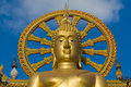 Big Buddha On Samui Island, Thailand Stock Photography - 13260932