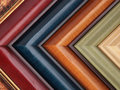 Picture Frame Samples Royalty Free Stock Photos - 13277858