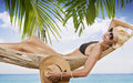 In Hammock Royalty Free Stock Images - 13283509