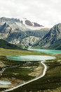 Scenery In Tibet Royalty Free Stock Photos - 13283808