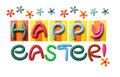 Happy Easter! Royalty Free Stock Image - 13288356