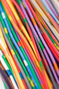 Colorful Cable Royalty Free Stock Photos - 13293888