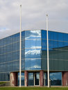 Mirrored Building Royalty Free Stock Images - 1336419
