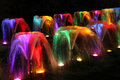 Fountains At Night Stock Photo - 1339370