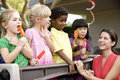 Group Of Young Preschool Children Playing Stock Photography - 13329692