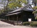 Building At Imperial Palace In Tokyo Stock Photography - 13332562