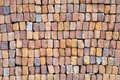Stacked Pile Of Building Bricks Stock Photo - 13345160