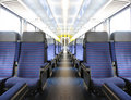 Train Interior Royalty Free Stock Image - 13377336