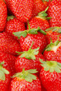 Beauty Red Strawberry Stock Image - 13378811