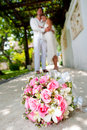 Couple Getting Married Royalty Free Stock Images - 13386129