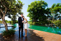 Couple Getting Married Stock Image - 13386131