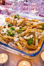 Potato And Chicken In Breading Stock Image - 13388251