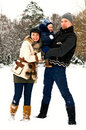 Happy Family Stock Images - 13401064