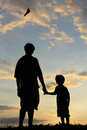 Father And Son Royalty Free Stock Images - 13409419