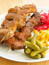 Kebabs Stock Photo - 13417120
