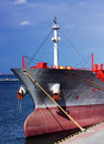 Ship On A Berth Royalty Free Stock Images - 13436849