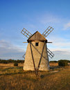 Old Windmill Royalty Free Stock Image - 13440666