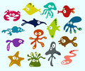 Creatures Royalty Free Stock Image - 13457986