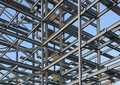 Structural Steel Framework Stock Photo - 13459830