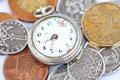 Coins Royalty Free Stock Photo - 13477695