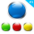 Glossy Website Buttons, Part 1 Stock Photo - 13487340
