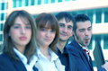 Young Business Team  Stock Photography - 1358592