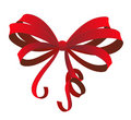 Red Gift Bow Stock Photo - 13527930