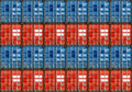 Shipping Containers Stock Images - 13531074