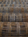 Reinforcement Wire Mesh Royalty Free Stock Photography - 13538147