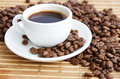 Cup Of Coffee Royalty Free Stock Image - 13542096