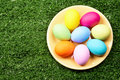 Easter Composition Royalty Free Stock Image - 13566336