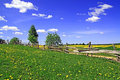Old Fence Royalty Free Stock Photo - 13582145
