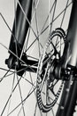 Bicycle Disk Brake Stock Image - 13587121