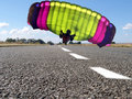 Parachute Royalty Free Stock Images - 1366089