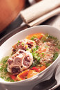 Meat Soup Stock Image - 13614111