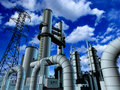 Industrial Structure Stock Images - 13616904