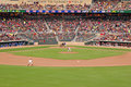 Target Field Royalty Free Stock Photography - 13627967