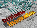 Business Innovation - 3D Stock Images - 13636184