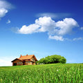 New House - Clean Environment Stock Image - 13642851