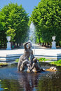 Fountain In Schonbrunn Royalty Free Stock Image - 13643216
