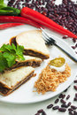 Mexican Cuisine Royalty Free Stock Photography - 13647897
