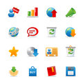 Universal Web Icons 2 Stock Photography - 13649832